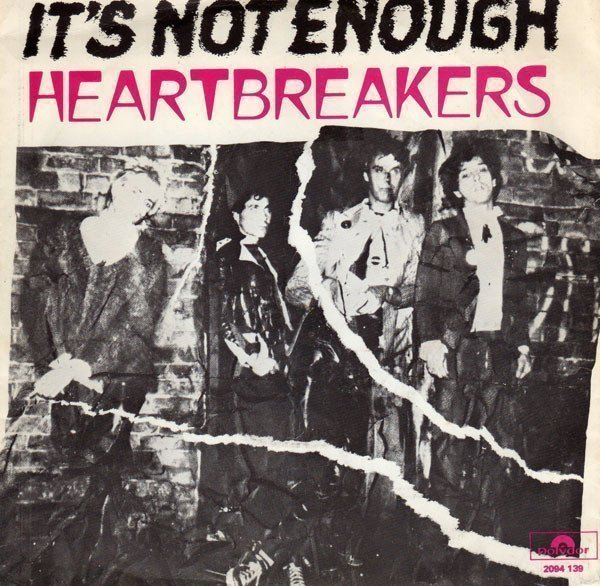 Johnny Thunders And The Heartbreakers - It
