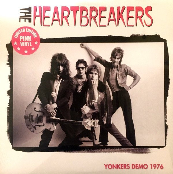 Johnny Thunders And The Heartbreakers - Yonkers Demo 1976