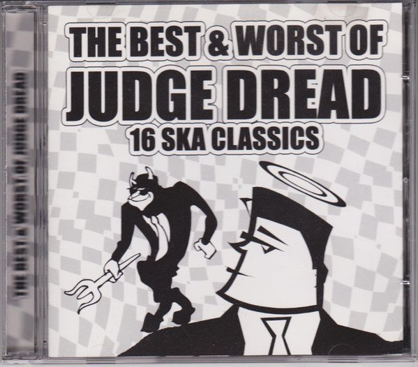 Judge Dread - The Best & Worst Of Judge Dread