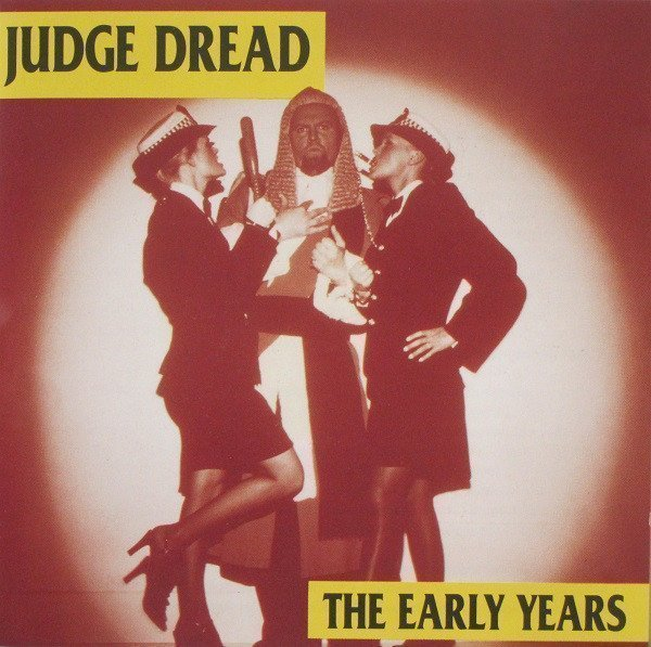 Judge Dread - The Early Years