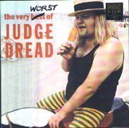 Judge Dread - The Very Worst Of Judge Dread