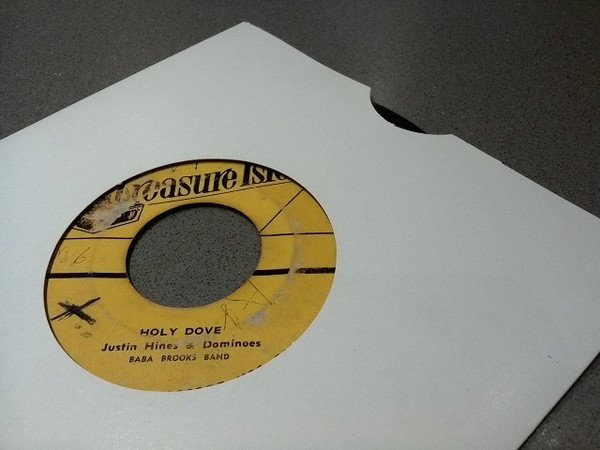 Justin Hines And The Dominoes - Jump Out Of Frying Pan