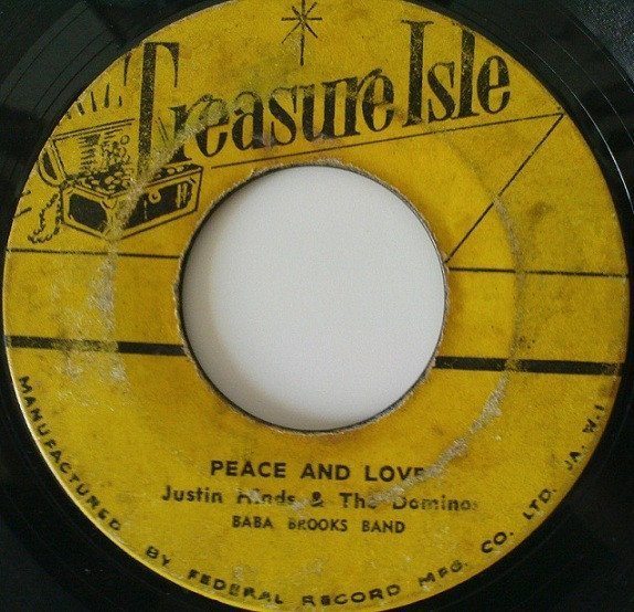 Justin Hines And The Dominoes - Peace And Love