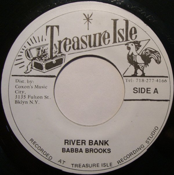 Justin Hines And The Dominoes - River Bank / Over The River