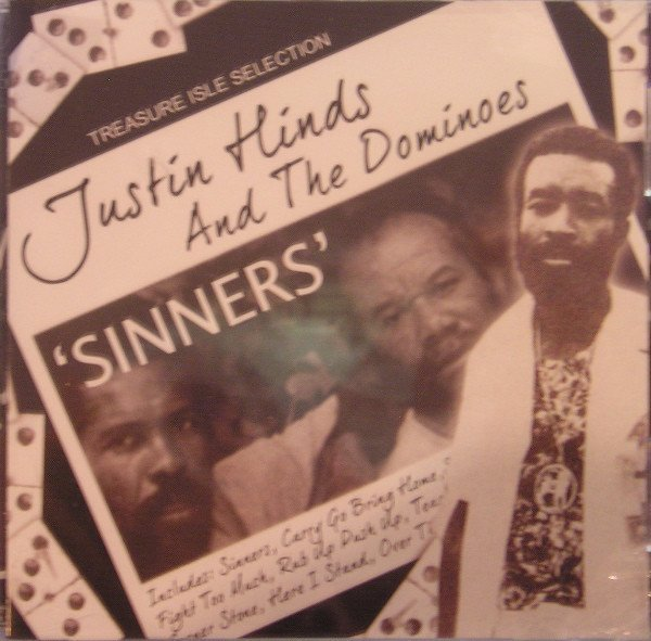 Justin Hines And The Dominoes - Sinners
