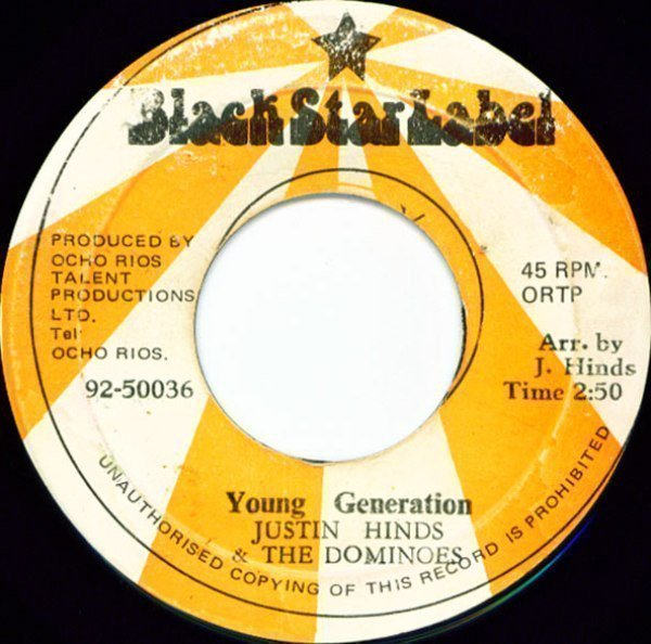 Justin Hines And The Dominoes - Young Generation