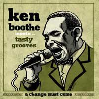 Ken Boothe - A Change Must Come