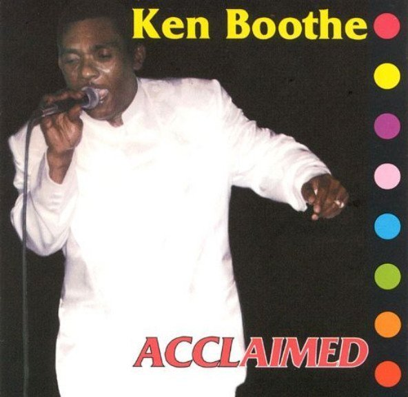 Ken Boothe - Acclaimed
