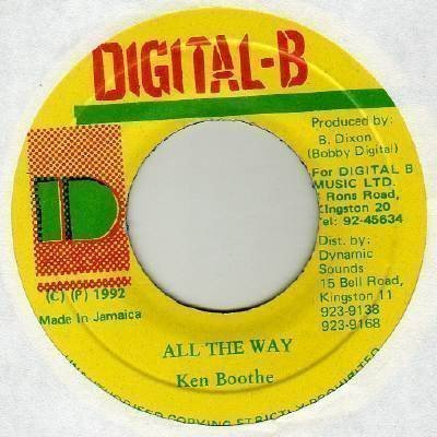 Ken Boothe - All The Way