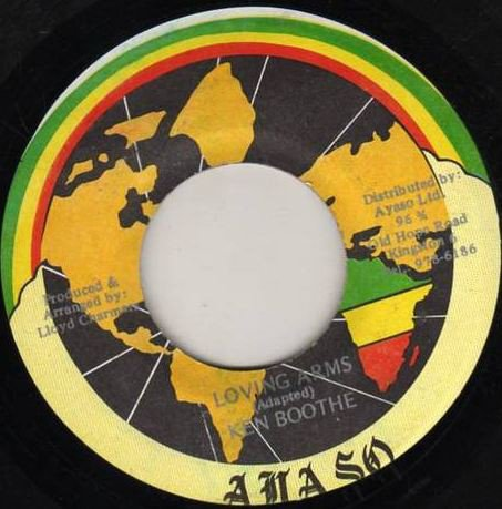Ken Boothe - Be Thankful / Loving Arms