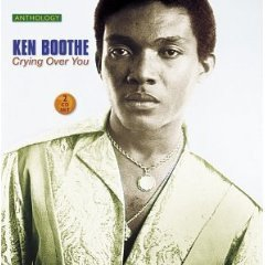 Ken Boothe - Crying Over You - Anthology 1963-1978