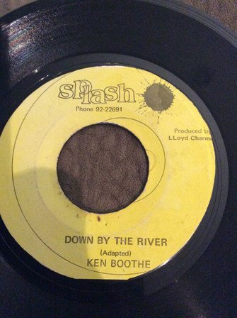 Ken Boothe - Down By The River