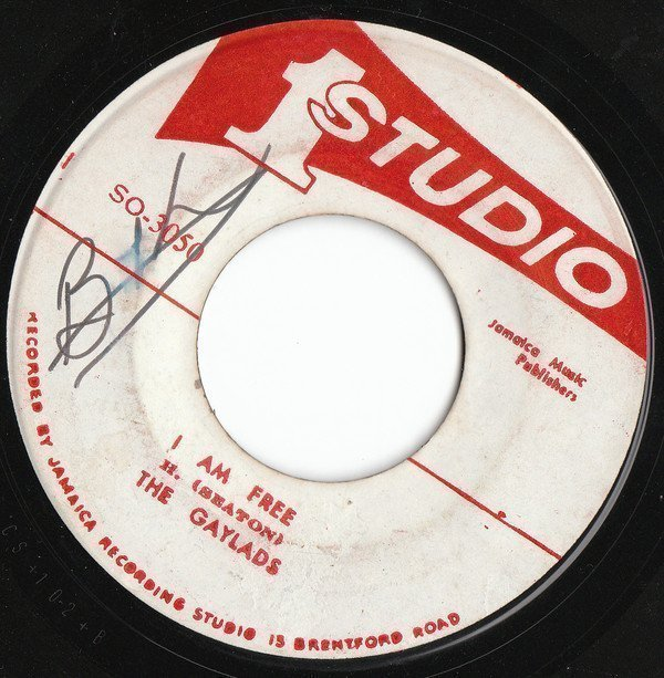 Ken Boothe - Every Body Knows / I Am Free