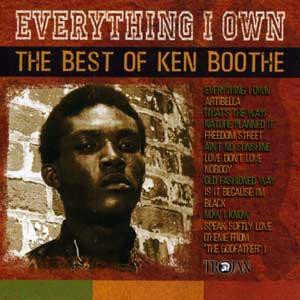 Ken Boothe - Everything I Own The Best Of Ken Boothe