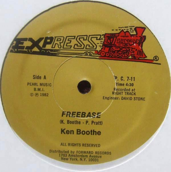 Ken Boothe - Freebase / Down The Road