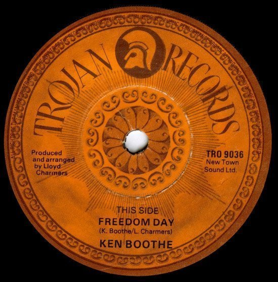 Ken Boothe - Freedom Day / Love Don