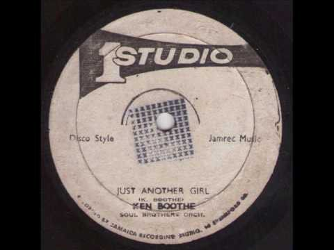 Ken Boothe - Freedom Fighter / Just Another Girl