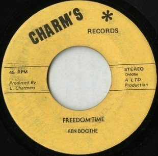 Ken Boothe - Freedom Time