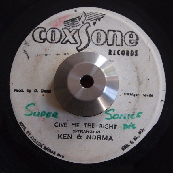 Ken Boothe - Give Me The Right