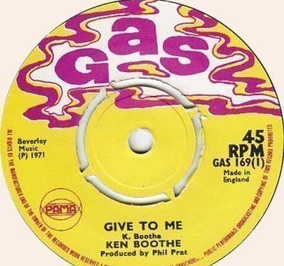 Ken Boothe - Give To Me