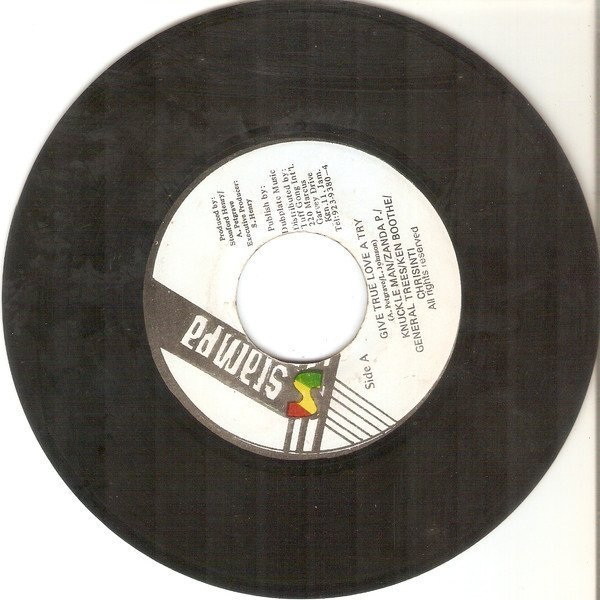 Ken Boothe - Give True Love A Try