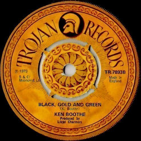 Ken Boothe - Is It Because I