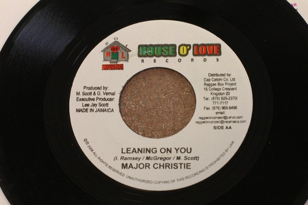 Ken Boothe - Let Me Loose / Leaning On You