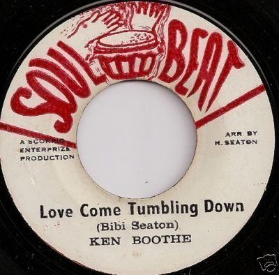 Ken Boothe - Love Come Tumbling Down