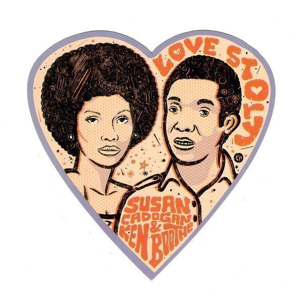 Ken Boothe - Love Story / Love Story Dub