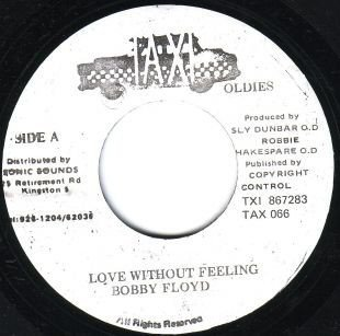 Ken Boothe - Love Without Feeling / Show & Tell