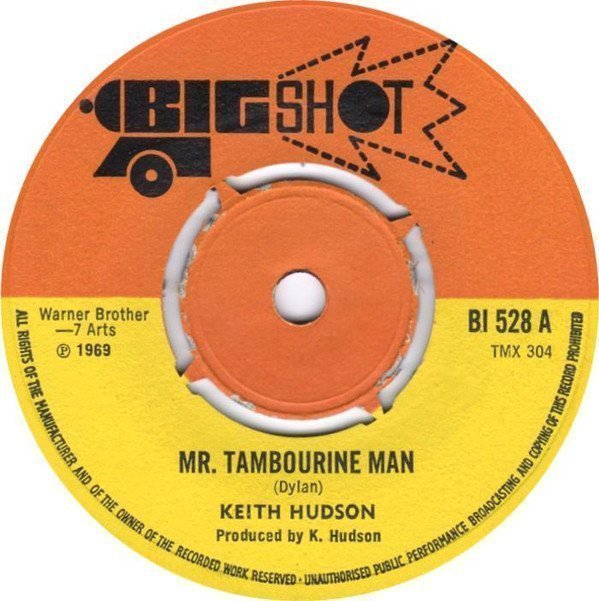 Ken Boothe - Mr Tambourine Man / Old Fashioned Way
