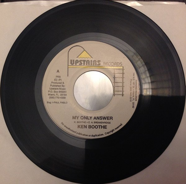 Ken Boothe - My Only Answer