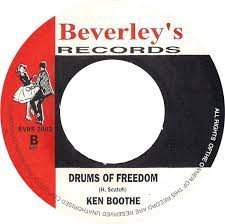 Ken Boothe - Now I Know / Drums Of Freedom