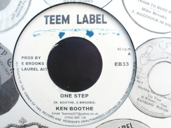 Ken Boothe - One Step