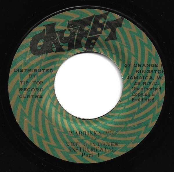 Ken Boothe - Say You / The Jerk