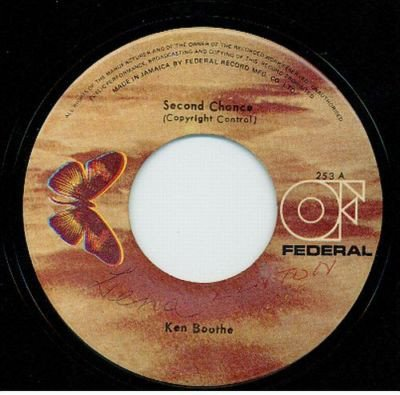 Ken Boothe - Second Chance / Missing You