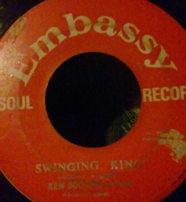 Ken Boothe - Swinging King / Without Love
