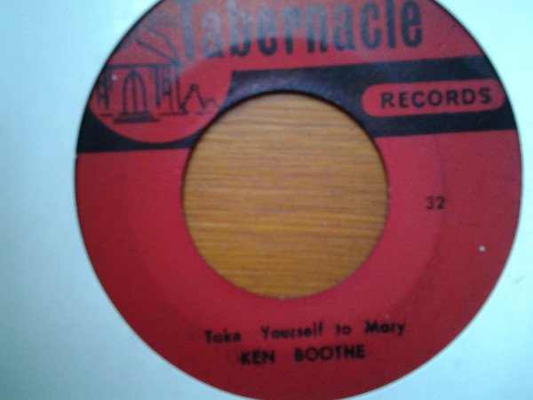 Ken Boothe - Take Yourself To Mary