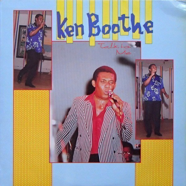 Ken Boothe - Talk To Me