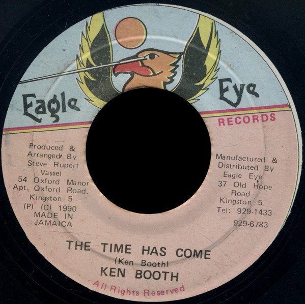 Ken Boothe - The Time Has Come