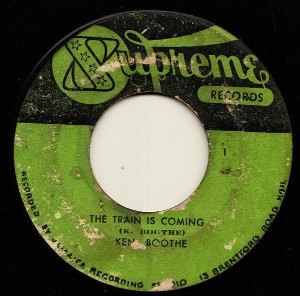Ken Boothe - The Train Is Coming / Feel It
