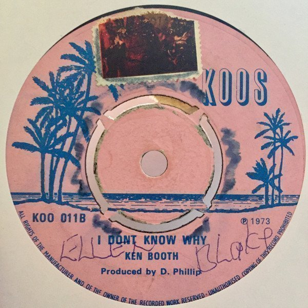 Ken Boothe - The Truth / I Don