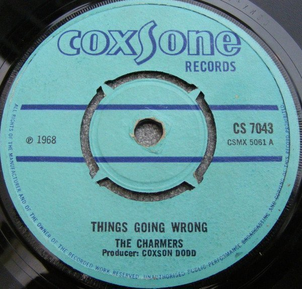 Ken Boothe - Things Going Wrong / You Keep Me Hanging On