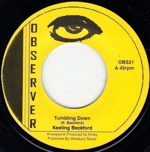 Ken Boothe - Tumbling Down / Silver Words