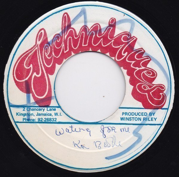 Ken Boothe - Waiting For Me