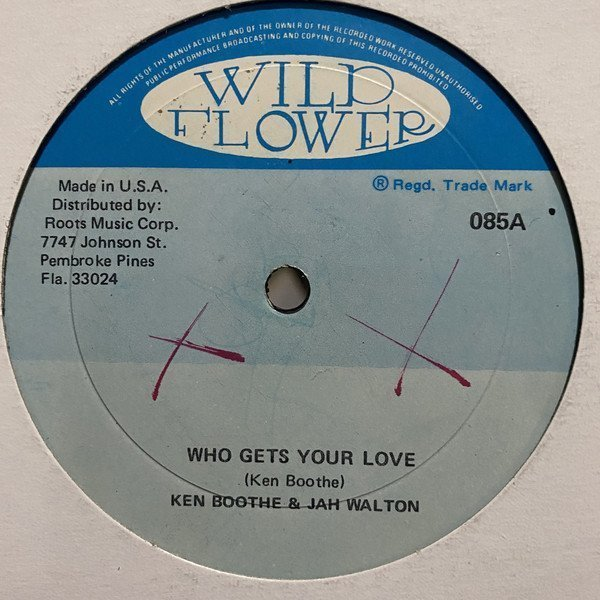 Ken Boothe - Who Gets Your Love / Got To Get Away