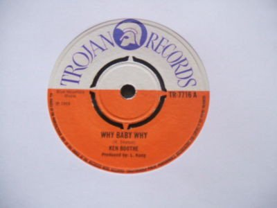 Ken Boothe - Why Baby Why