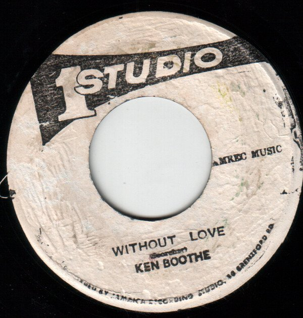 Ken Boothe - Without Love