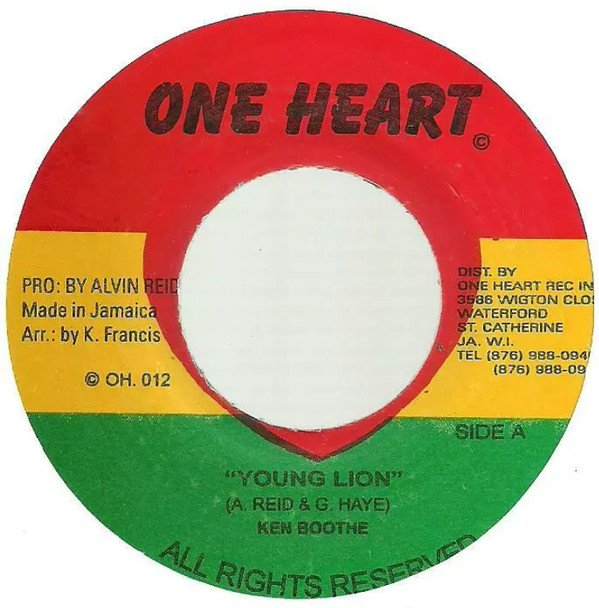 Ken Boothe - Young Lion