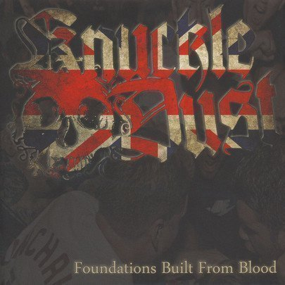 Knuclkledust - Foundations Built From Blood